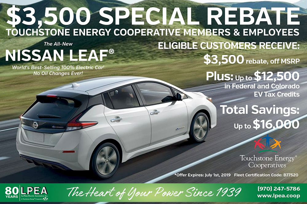 Nissanleaf Specialoffer July2019sm Jpg The Electric Vehicle
